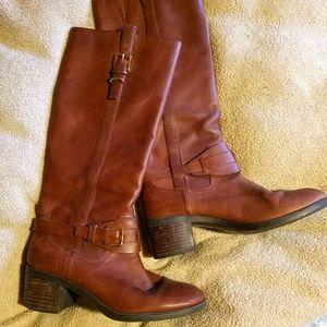 Ralph Lauren Charleen style boots 8b